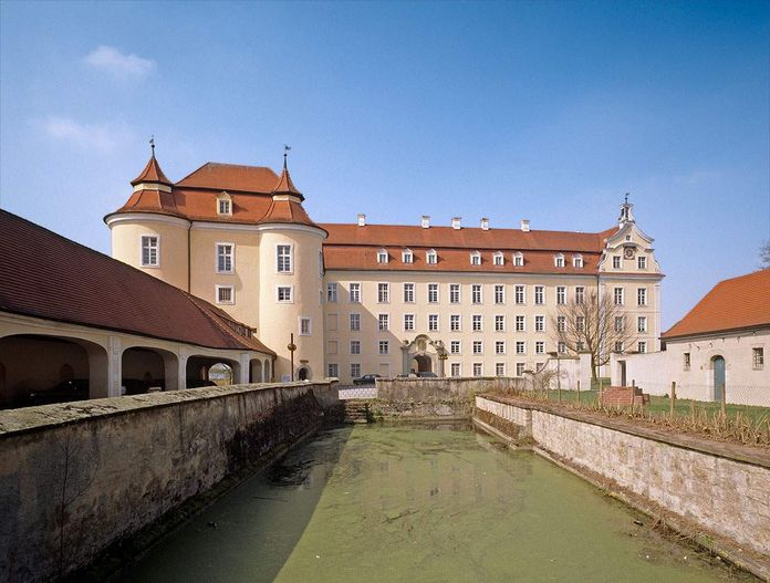 Ellwangen Palace, A look at the exhibition