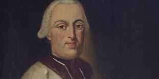 Bildnis von Fürstpropst Clemens Wenzeslaus von Sachsen