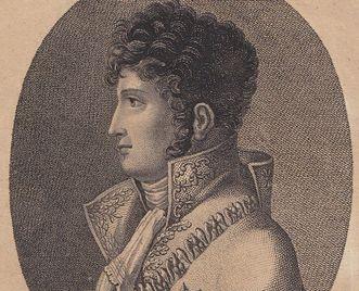 Bildnis Jérôme Bonapartes; Foto: Tourist-Information Ellwangen