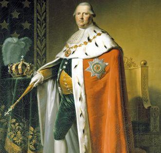 Bildnis des Königs Friedrich I. von Württemberg; Foto: Landesmedienzentrum Baden-Württemberg