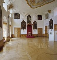 Thronsaal Schloss ob Ellwangen