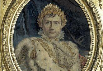 Bildnis von Napoleon I. Bonaparte um 1804