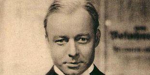 Der Schauspieler Heinz Rühmann auf einer Postkarte von 1937.