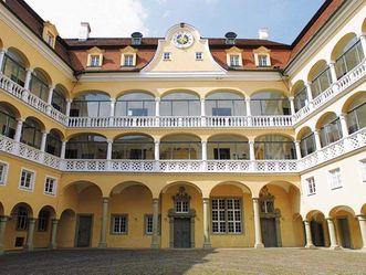 Château d'Ellwangen; l'image: Informations touristiques