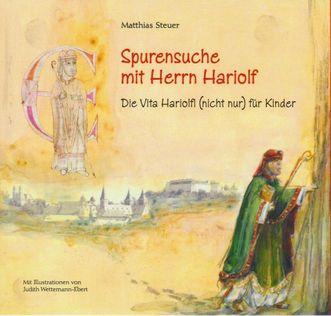 Spurensuche mit Herrn Hariolf; Herausgeber: Tourismusverein Ellwangen e.V.