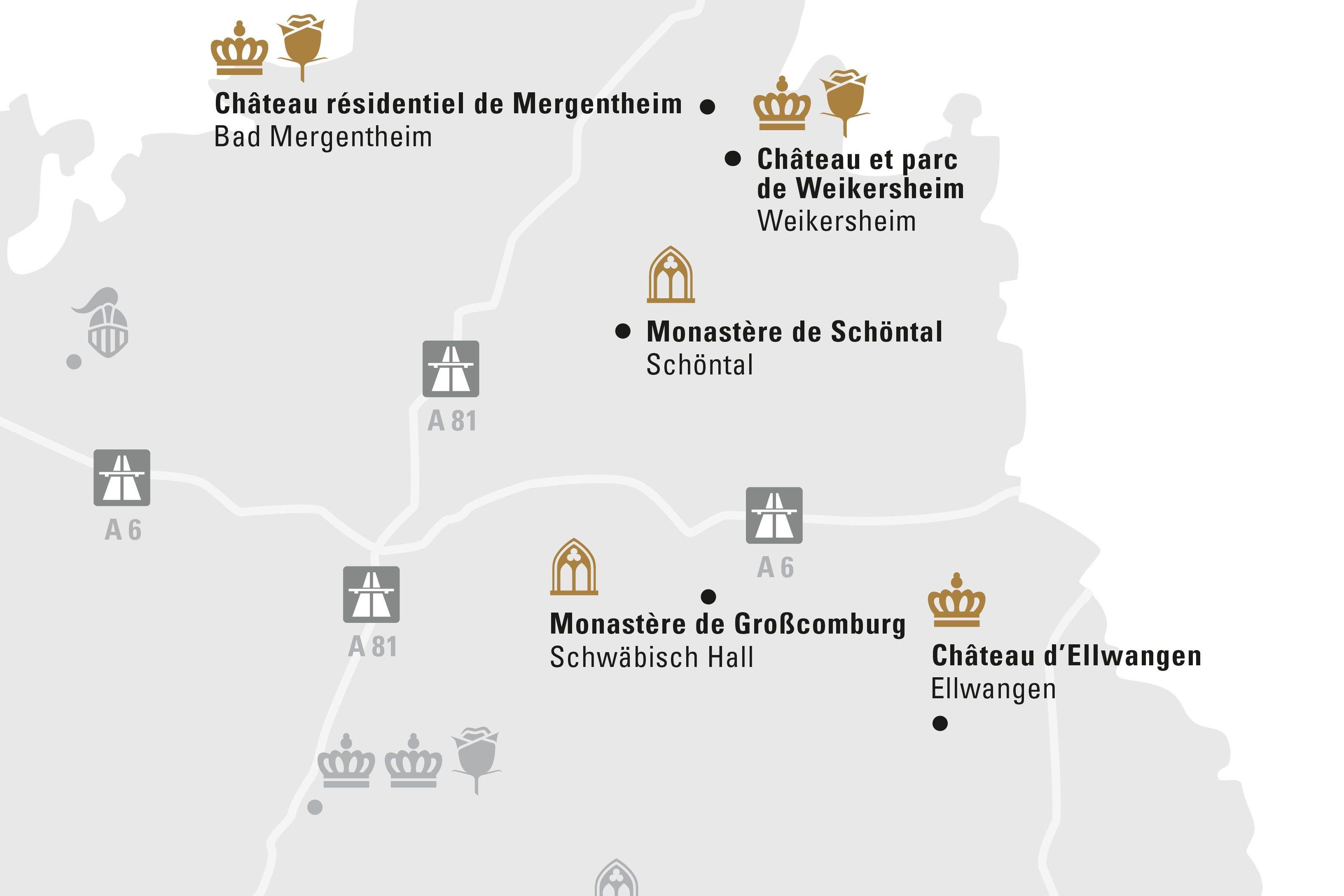 Hohenlohe et Ellwangen