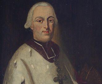 Bildnis Fürstpropst Clemens Wenzeslaus von Sachsen