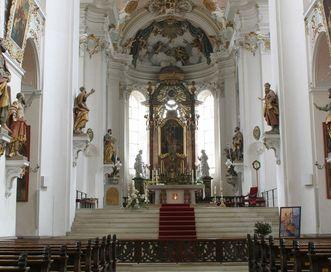 Einstige Klosterkirche St. Vitus