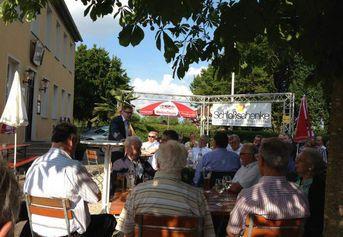 Veranstaltung in der Schlossschenke Ellwangen